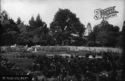 Billingshurst, Summers Place Rose Garden 1915