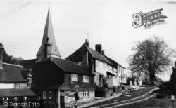 Billingshurst, The Causeway c.1960