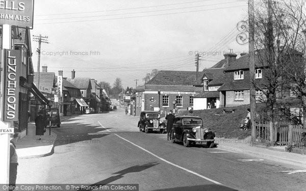 Billingshurst, The Green c.1950
