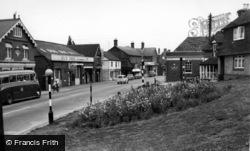 Billingshurst, The Slopes c.1960