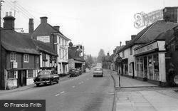 The Village c.1960, Billingshurst