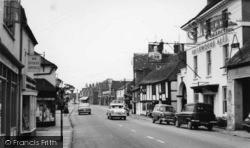 Billingshurst, The Village c.1960