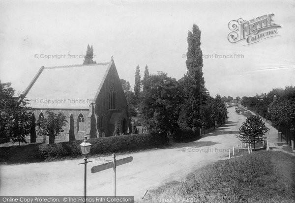 Billingshurst, Trinity Chapel 1896