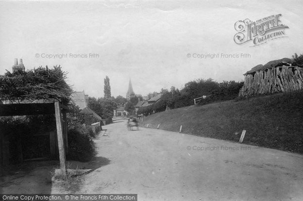 Billingshurst, Village 1896