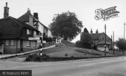 Billingshurst, Village Green c.1960