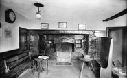 Billingshurst, Ye Olde Six Bells, an Old Fireplace 1923
