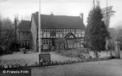 Ye Olde Six Bells c.1960, Billingshurst