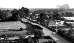 Bilsborrow Lane c.1960, Bilsborrow