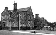 Bilsborrow, Hall c1960
