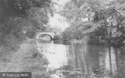 The Bridge c.1960, Bilsborrow