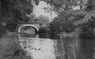 Bilsborrow, The Bridge c.1960