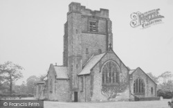 The Church c.1960, Bilsborrow