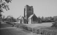 Bilsborrow, The Church c.1960
