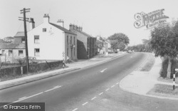 The Garstang Road c.1960, Bilsborrow