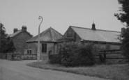 Bilsborrow, The Methodist Chapel c.1960