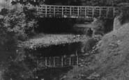 Bilsborrow, The River Brock c.1960