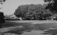 Bilsborrow, The Roebuck Hotel And Bowling Green c.1960