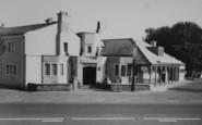 Bilsborrow, The Roebuck Hotel c.1960