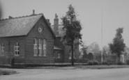 Bilsborrow, The School c.1955