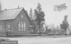 The School c.1955, Bilsborrow