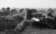Bilsborrow, The Village c.1960
