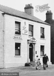 The White Bull c.1955, Bilsborrow