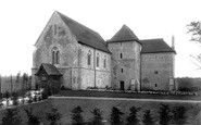 Bilsington, The Priory 1909