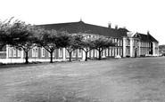 Bilston, The Girls' High School c.1965