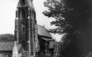 Binbrook, Church c.1960