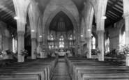 Binbrook, Church Interior c.1960