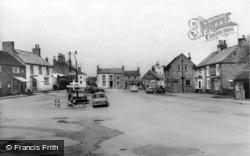 Market Place c.1960, Binbrook