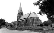 Binbrook, St Mary And St Gabriel Church c.1955