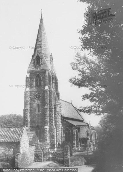 Photo of Binbrook, St Mary And St Gabriel Church c.1960