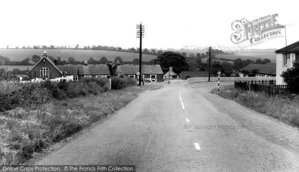 Binbrook, The School c.1960