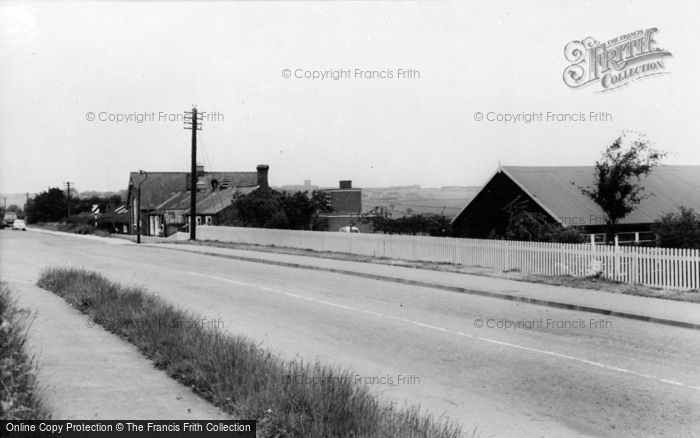 Photo of Binbrook, The School c.1960