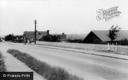 The School c.1960, Binbrook