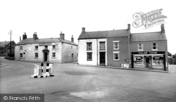 The Square c.1955, Binbrook