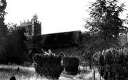 Binfield, All Saints Church c.1965