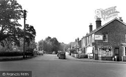 Terrace Road c.1955, Binfield