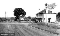 Binfield, Warren House c.1955