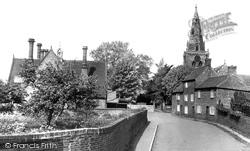East Street c.1955, Bingham