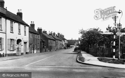 Fairfield Street c.1955, Bingham