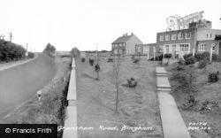 Grantham Road c.1960, Bingham