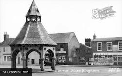Market Place c.1960, Bingham
