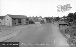 Nottingham Road c.1960, Bingham