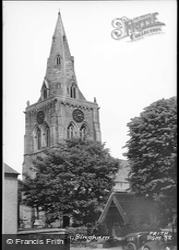The Church c.1960, Bingham