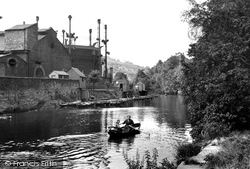 Bingley, Boating On The Aire 1923