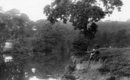 Bingley, Carefree Days, River Aire 1926