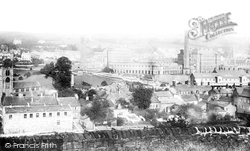 Bingley, From Altar Row 1894