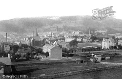 Bingley, From Ferncliff 1894